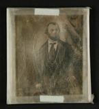 Visualizza Herrenbildnis, Dreiviertelfigur, mit Bart, an… anteprime su