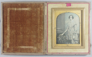 Visualizza Three-Quarter length portrait of a young lady… anteprime su