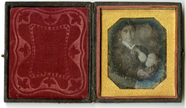 Visualizza Stillende Mutter, USA, ca. 1845. anteprime su