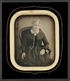 Esikatselunkuvan Portrait de Jeanne C. Bomas, âgée, à mi-jambe… näyttö
