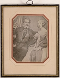 Visualizza Oswald Ludwig T. Sack und seine Frau Mathilde… anteprime su