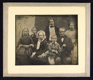 Thumbnail preview of Portrait of an unknown family