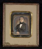 Forhåndsvisning av Portrait of a man.