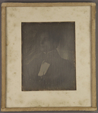 Stručný náhled Brustporträt eines Mannes.