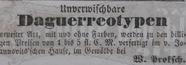 Visualizza newspaper advertisement of W. Prokesch, Roman… anteprime su