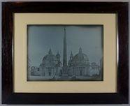 Miniaturansicht Vorschau von Landscape view of Rome in the Piazza del Papo…