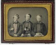 Visualizza Portret van een vader en twee zoons anteprime su