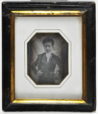 Thumbnail preview of Portrait of a young boy