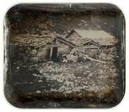 Visualizza Chalets d'alpage avec pierres calcaires au pr… anteprime su