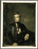 Stručný náhled Portrait eines jungen Mannes mit Haartolle, U…