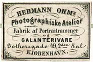 Visualizza Etikett von Hermann Ohms anteprime su