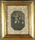 Visualizza Familienporträt, Familie Keil, 1842 anteprime su