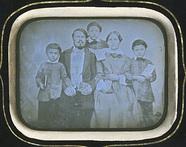 Visualizza Groupe familial de cinq personne anteprime su