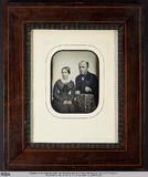 Miniaturansicht Vorschau von Portrait des Ehepaares Antoine S.