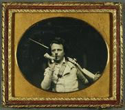 Visualizza Jäger mit Horn und Gewehr, USA anteprime su