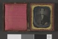 Visualizza Portrett av en mann identifisert som  Bridgem… anteprime su