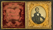 Thumbnail preview of Portrait of an unknown officer
