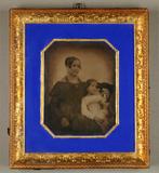 Visualizza Bildnis einer Mutter mit Töchterchen, das ein… anteprime su