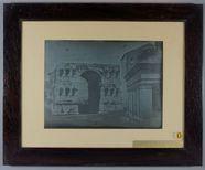 Miniaturansicht Vorschau von View of an ancient Roman arch with smaller ar…