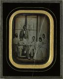 Thumbnail preview of Portrait de groupe, famille Eynard et amis