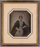Visualizza Portrait of unknown woman, tinted. anteprime su