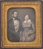 Visualizza Porträt eines unbekannten Ehepaares, Kniestüc… anteprime su