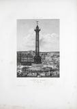 Visualizza Colonne de Juillet, Paris. planche no 13x, Pu… anteprime su