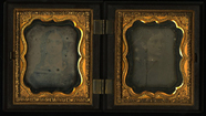 Thumbnail preview of This case contains two frontal bust portrait …