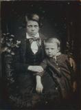 Visualizza Doppelporträt zweier Geschwister (Brüder). anteprime su