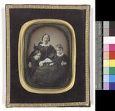 Visualizza Porträt von Julie Gessner-Ernst mit Johann Da… anteprime su