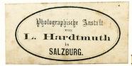 Visualizza Etikett von Louis oder Ludwig Hardtmuth anteprime su