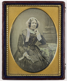 Visualizza Portret van een vrouw met boek anteprime su