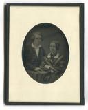 """Esikatselunkuvan """"Ein Bildnis einer Mutter mit ihrem Sohn – au… näyttö"""