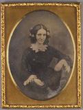 Thumbnail preview van Halbporträt einer Frau.