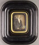 Miniaturansicht Vorschau von Bildnis eines sitzenden Mannes.
