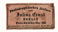 Visualizza Etikett von Julius Ernst anteprime su