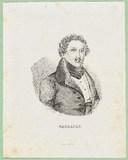 Forhåndsvisning av Louis Daguerre, französischer Maler, Erfinder…
