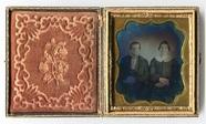 Visualizza Porträt eines unbekannten Paares. Beide Perso… anteprime su