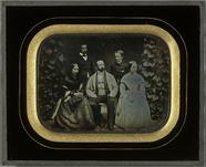 Visualizza Portraits de Charles et Sophie Eynard et de l… anteprime su