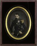 Visualizza Portrait d'Aloïs Diodati. Colorié à la main. anteprime su