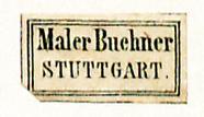 Visualizza Etikett von Maler Buchner anteprime su