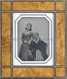 Visualizza Frau Anna Leutner mit Tochter Magdalena, Prag… anteprime su