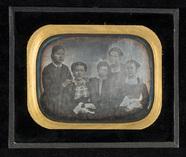 Visualizza Portrait of five persons. The Lossius' siblin… anteprime su