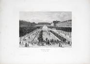 Visualizza Palais Royal, Paris. planche no 7x, Publié pa… anteprime su