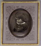 Forhåndsvisning av Bildnis von einem Kind. Ein zur Seite blicken…
