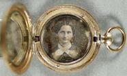 Visualizza Porträt einer Frau und eines Mannes in einem … anteprime su
