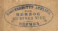 Thumbnail preview of photographer label of Herzog, Bremen