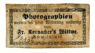 Visualizza Etikett von Fr. Kornacher's Wittwe anteprime su