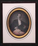 Visualizza Three quarter length portrait of beared man s… anteprime su