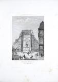 Visualizza Fontaine Molière, Paris. planche no 17x, Publ… anteprime su